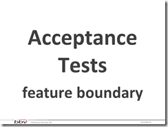 16 Acceptance Tests