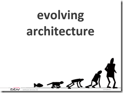 19 Evolving Architecture