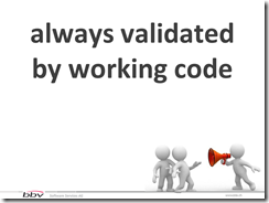20 Validated by Code