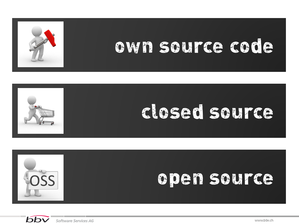 Open vs Closed Source Software: Comparison Based on Five Aspects