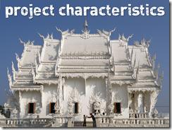 ProjectCharacteristics