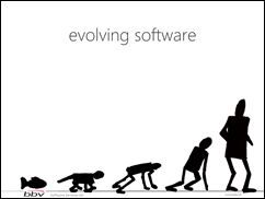 Evolving Software