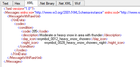 XmlMessageNotEscaped