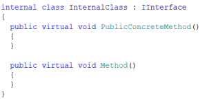 InternalClass